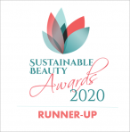 Sustainable Beauty Award 2020 Runner Up