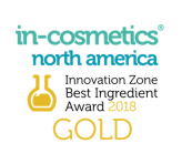 In Cosmetics North America Award